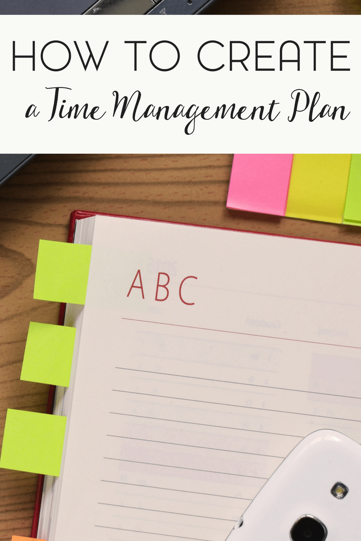 How to Create a Time Management Plan for a Stay at Home Mom 2