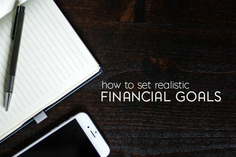 Have you set financial goals? If not, what's stopping you from creating them?