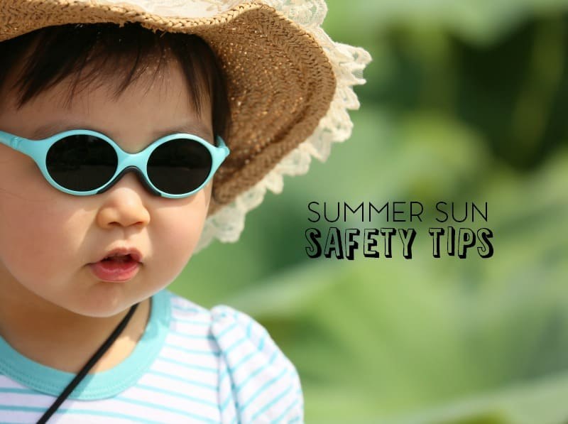 Planning to spend a lot of time outdoors over the summer? Be sure to check out our summer sun safety tips.