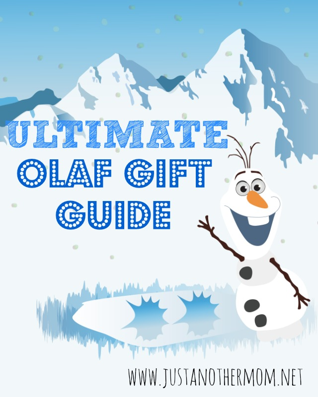 Have an Olaf fan in your house? Check out our ultimate Olaf gift guide!