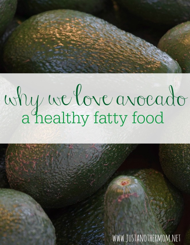 A healthy fatty food, that's just one of the reasons why we love avocado.