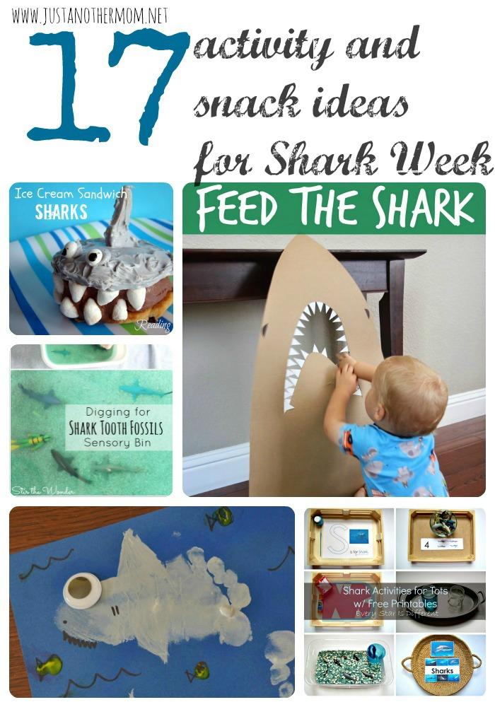 Celebrate Shark Week 2015