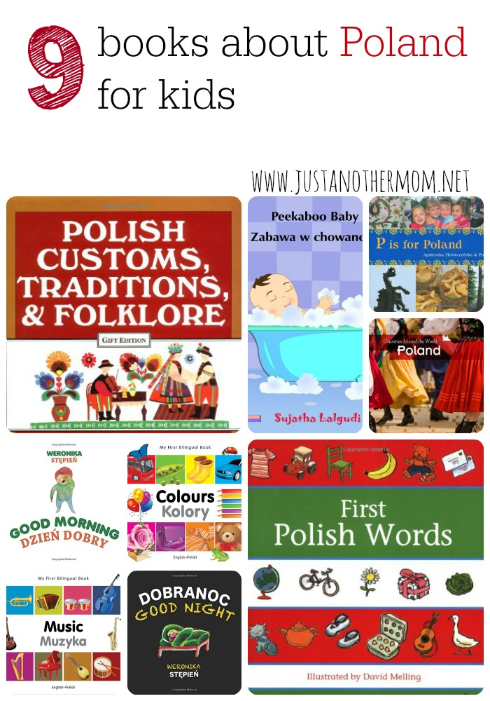 Learn about poland for kids