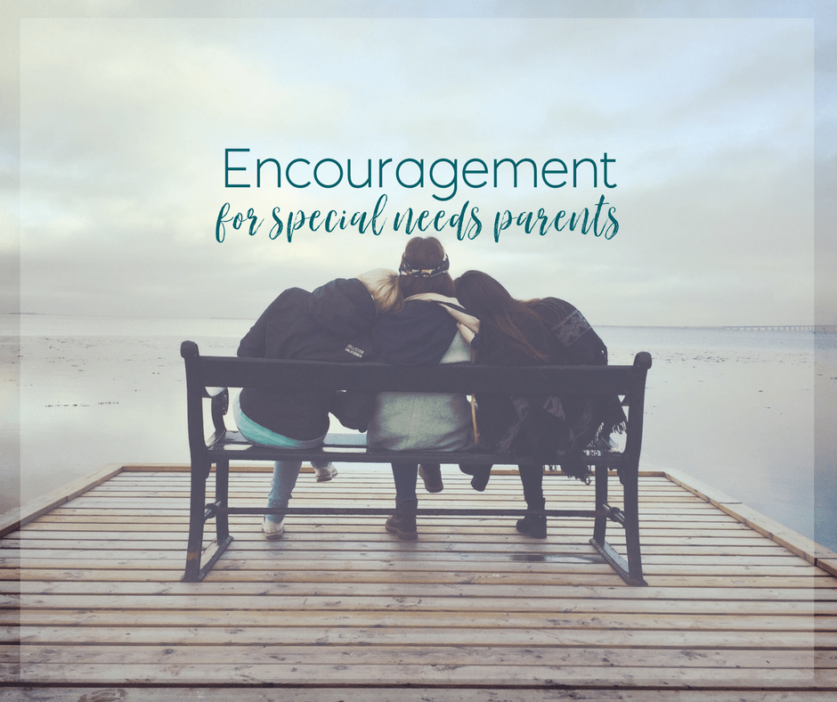 Resources and Encouragement for Special Needs Parents 3