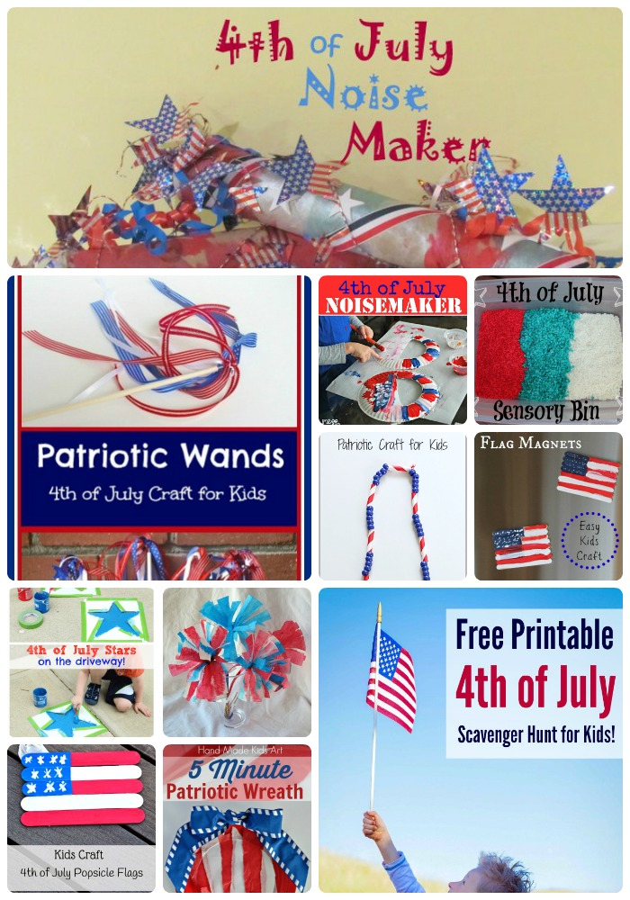 fourth of july for kids crafts and activities