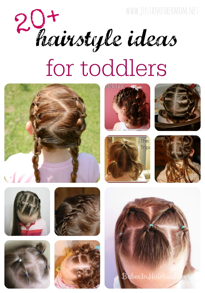 20 Toddler Hairstyles For Girls