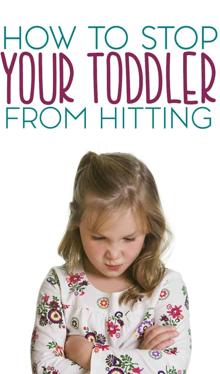 Toddlers are bound to hit someone and it's usually mom, dad, or one of their siblings. Nip this behavior before it becomes a habit with these tips on how to stop your toddler from hitting.