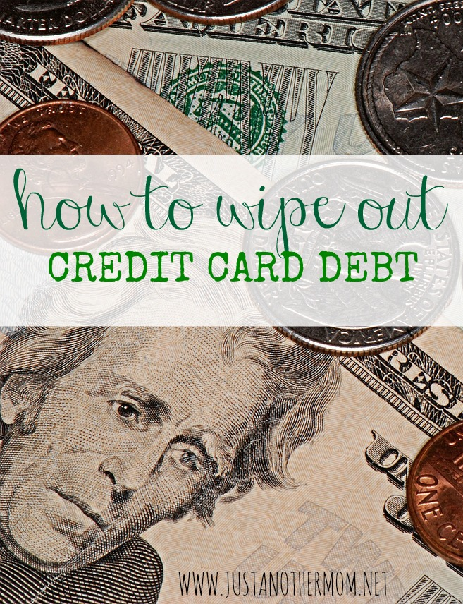 Chances are that you have a credit card or two. Today I'm sharing tips on how to wipe out credit card debt.