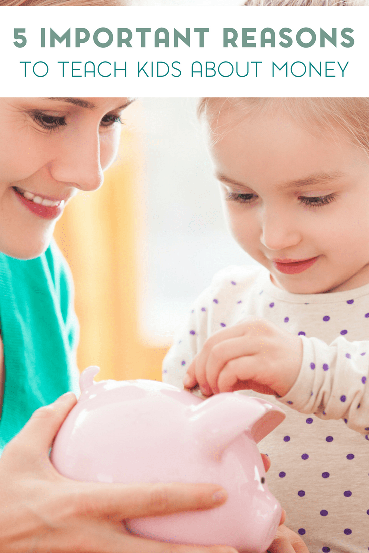 Importance of Teaching Children About Money 1
