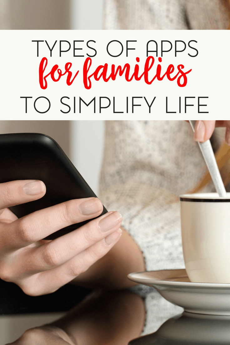 Technology can be a blessing and a burden. Learn how to use them for your benefit with these 7 types of apps for families.
