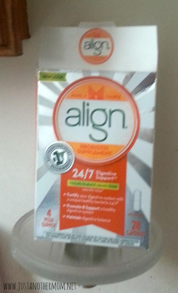 align probiotics for digestive health