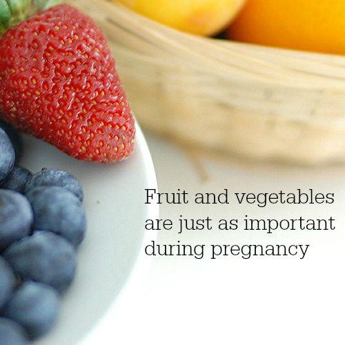 healthy pregnancy nutrition tip