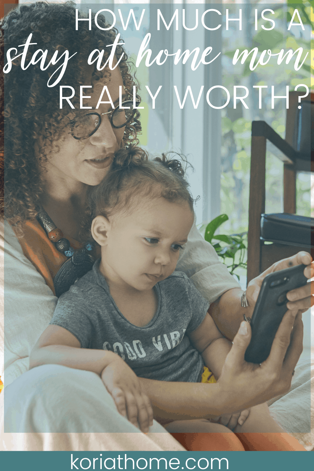 Is it really worth to be a stay at home mom? Calculating your true value 1