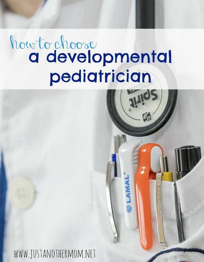 Are you considering choosing a developmental pediatrician in addition to your regular pediatrician? Check out this post with some helpful tips and advice for this process.