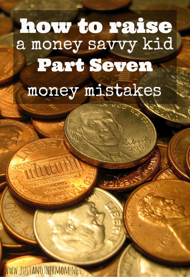 Turn money mistakes into teachable moments and raise a money savvy kid in the process.