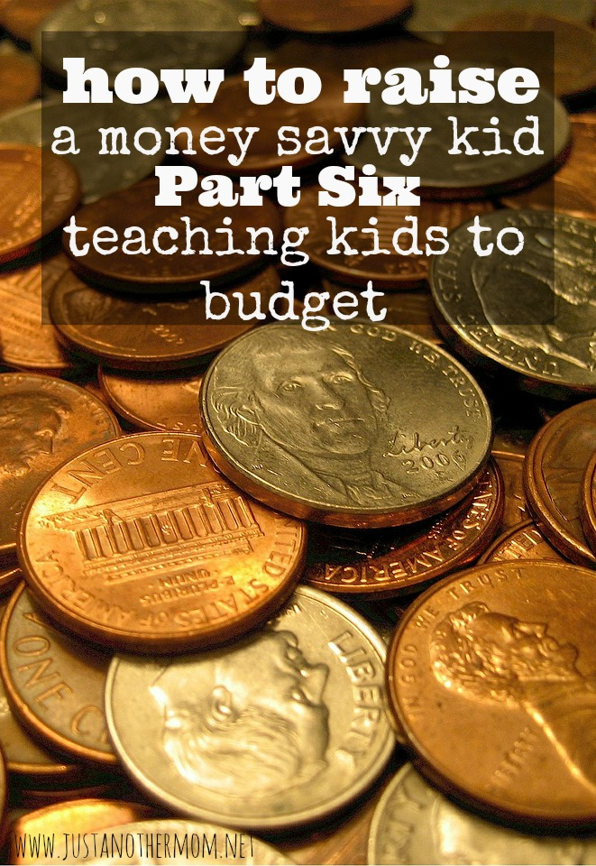 Learning how to budget is an important life skill that most of us don't learn until we're adults. Here's how to teach your child how to budget.