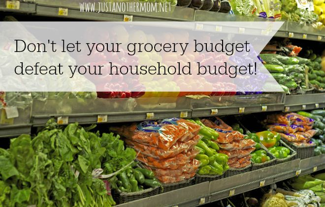 living well within your budget grocery budget