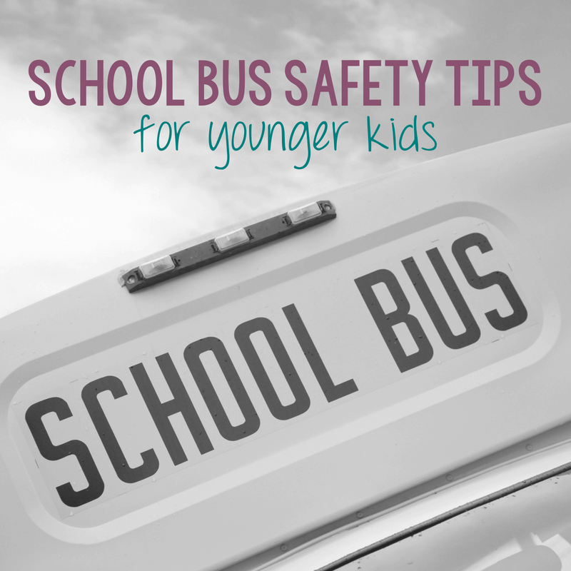 School Bus Safety Tips for Kids 1