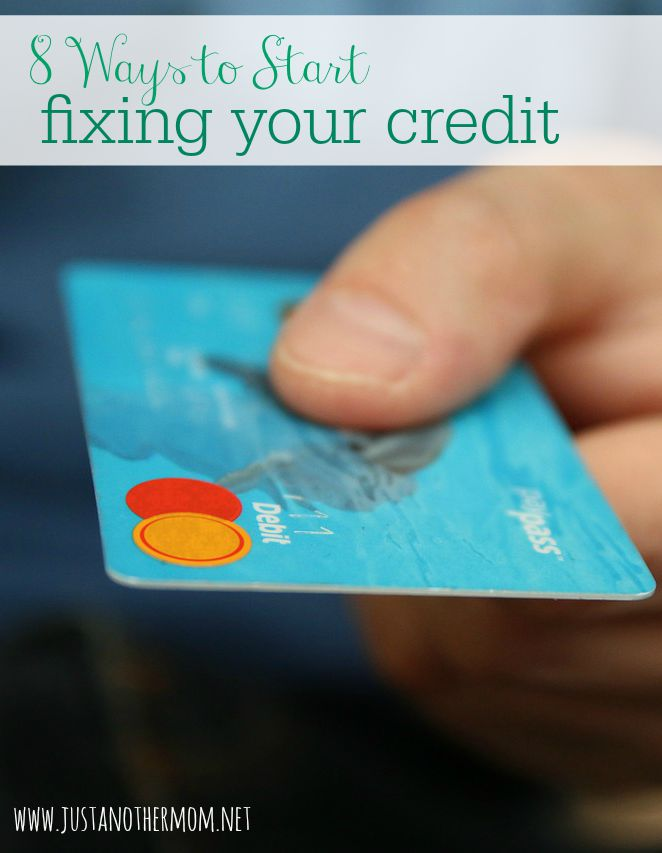 Start fixing your credit today for a better financial future. Take control of your personal finances and start the path to financial freedom.
