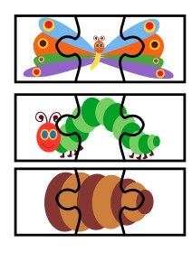 Very Hungry Caterpillar Puzzle Pack