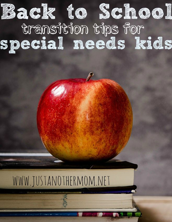 Is your autistic child starting school for the first time this year? Check out my back to school transition tips to help make this easier on both of you.