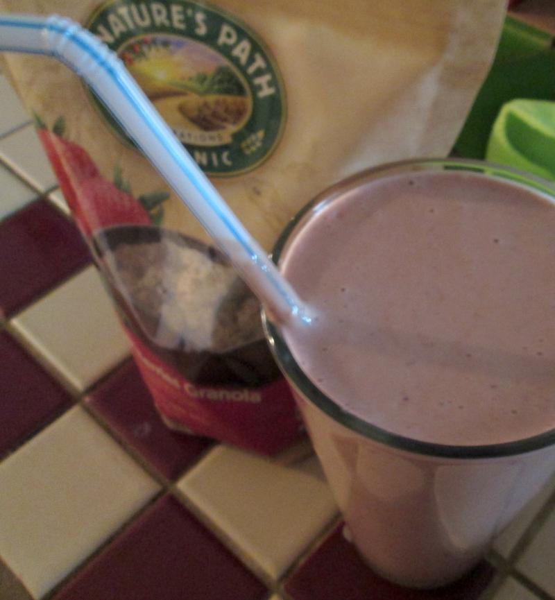 breakfast smoothie ggnoads