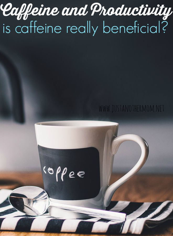 Does caffeine really help you become more productive? Or is it all in our heads? Today, I want to take a look at the caffeine and productivity connection.