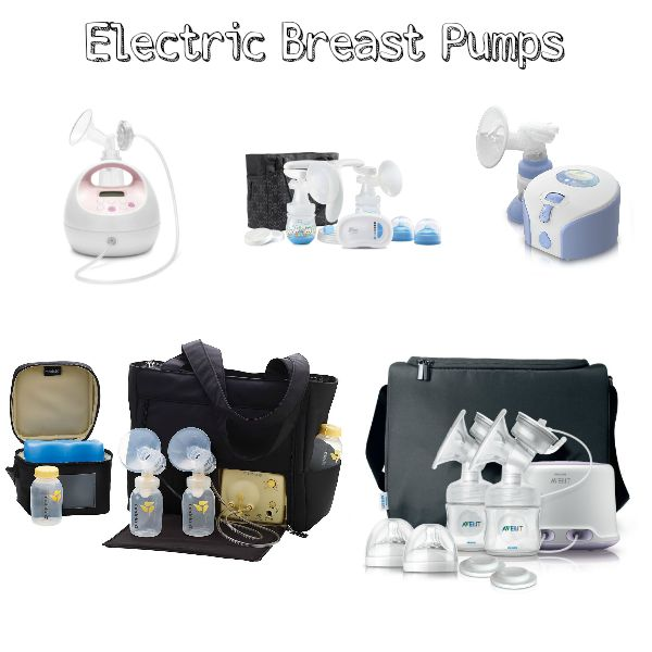 choosing and using a breast pump electric ggnoads