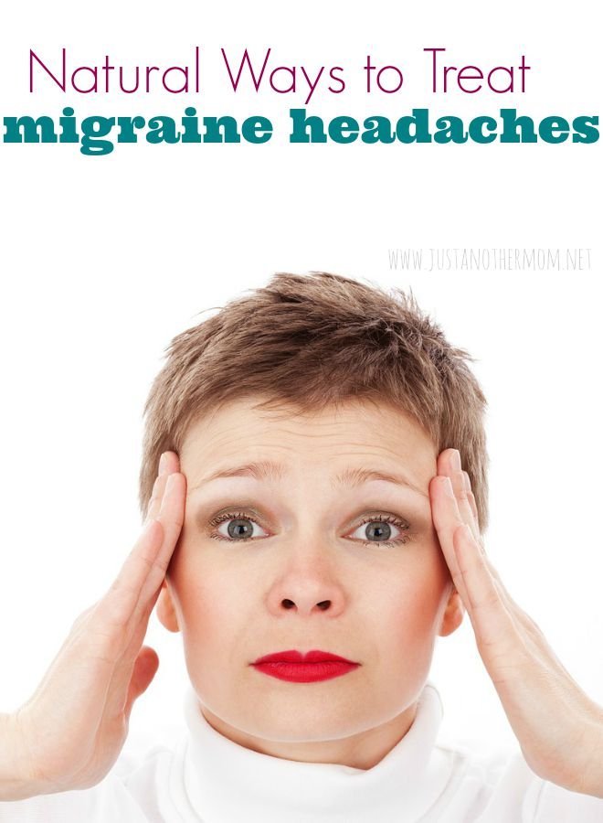 As we continue to make more changes to our lifestyle, one area that we've looked into are natural treatments for health issues. One thing I've looked into extensively is natural ways to treat migraines.