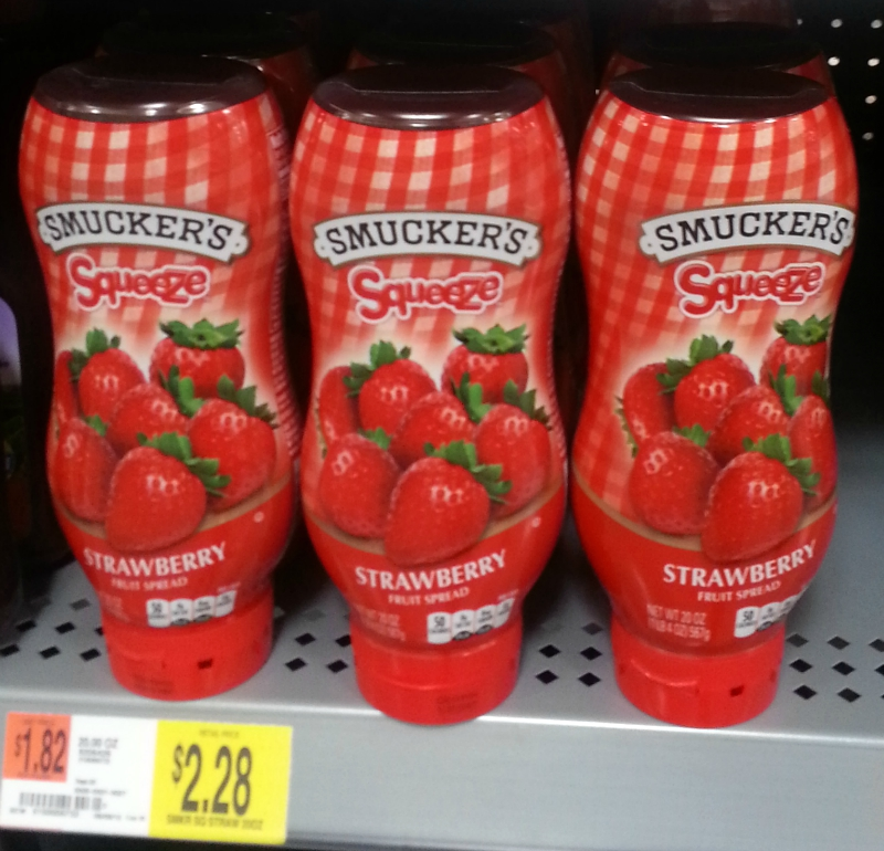 smuckers squeeze on shelf