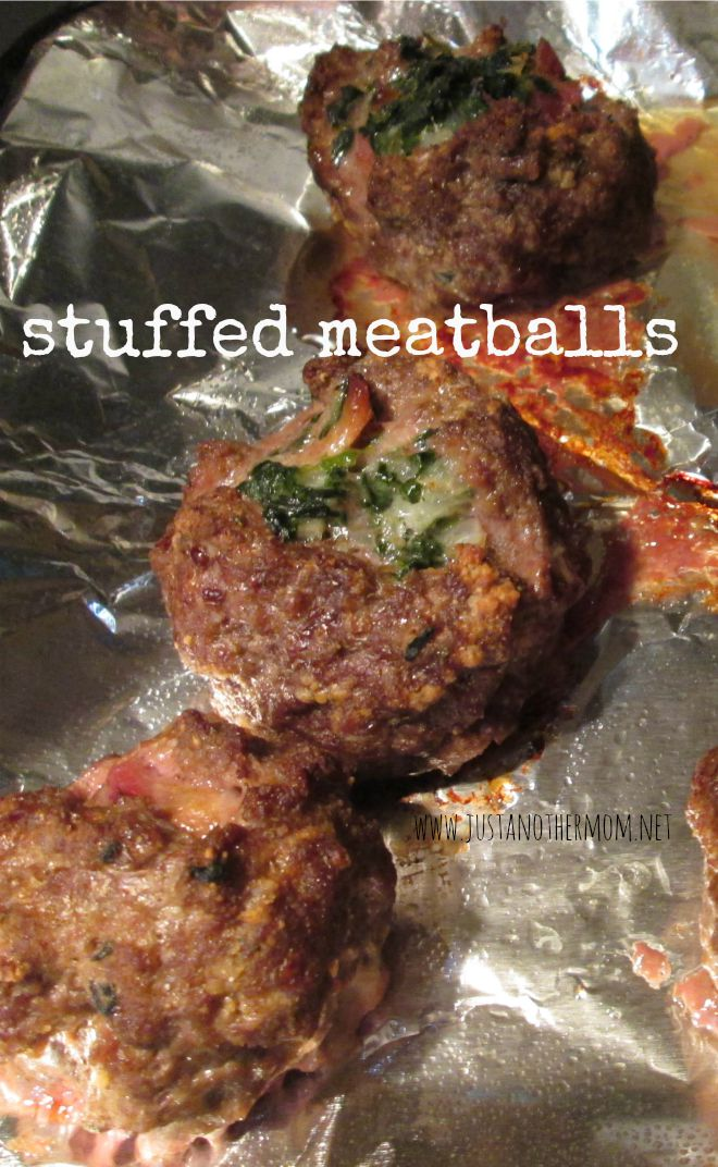 Try this easy twist on a basic meatball, and make stuffed meatballs in your home tonight.