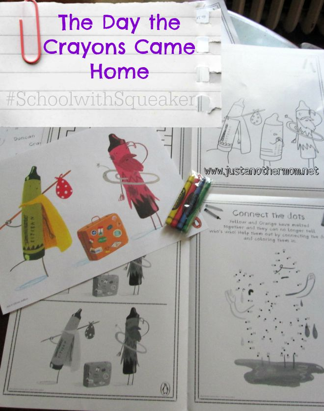 the day the crayons came home main
