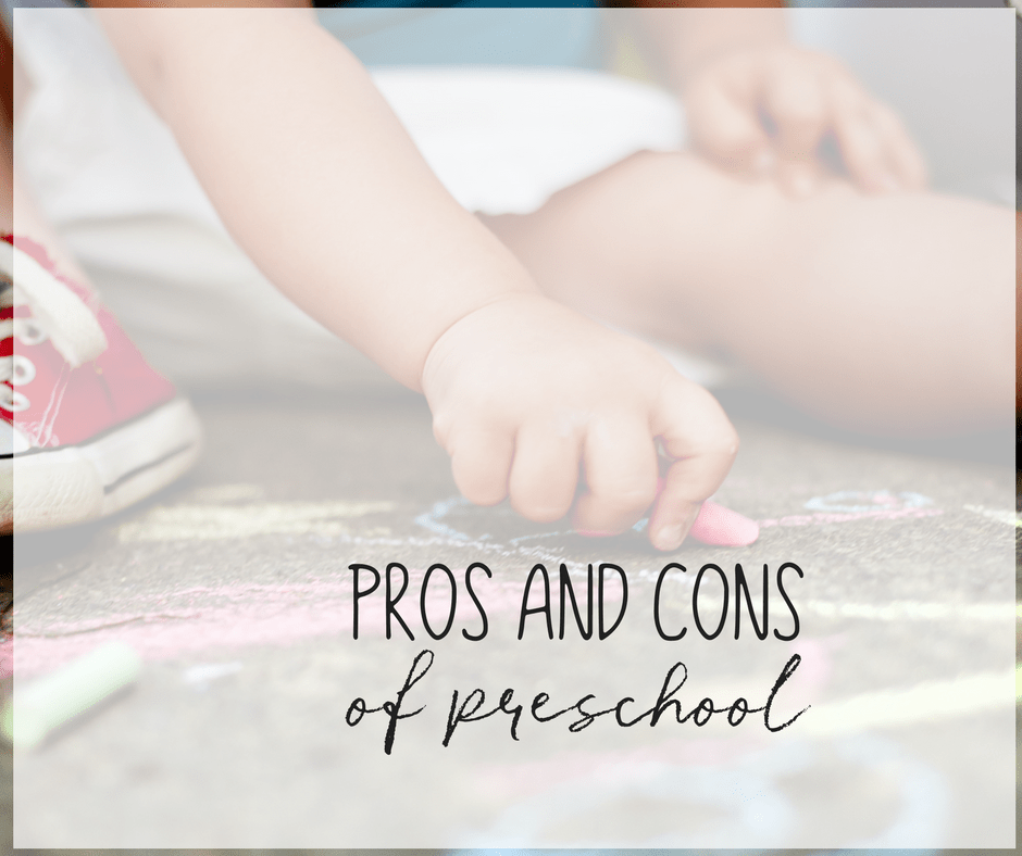 Is preschool necessary: The Pros and Cons of Preschool for Children 2