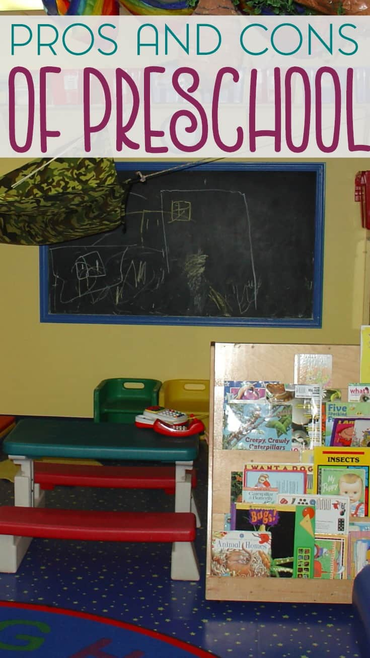 Are you considering sending your child to preschool? I'm weighing the pros and cons and want to know what you think!
