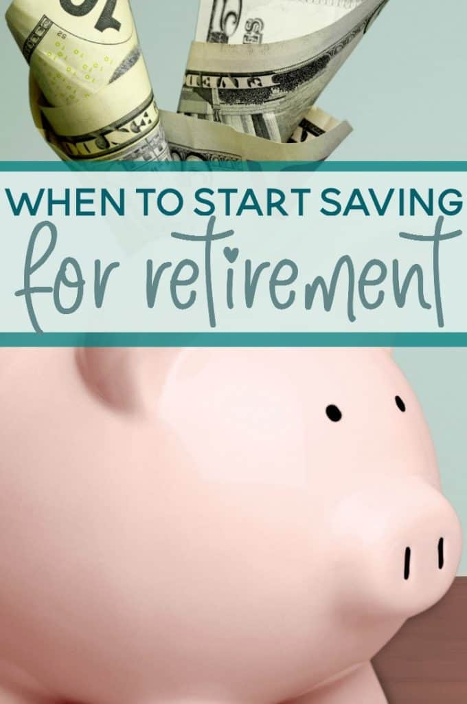 You can never start saving for retirement too early, right? Every little bit certainly helps and goes a long way.