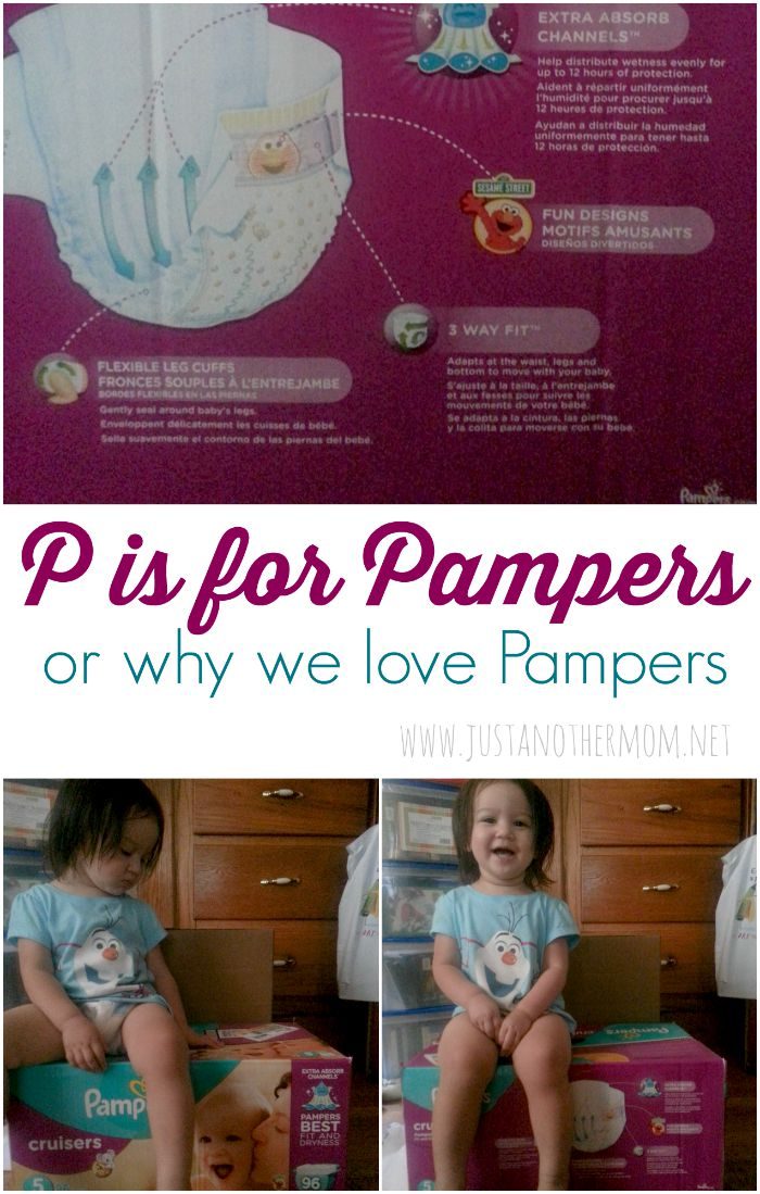 why we love pampers