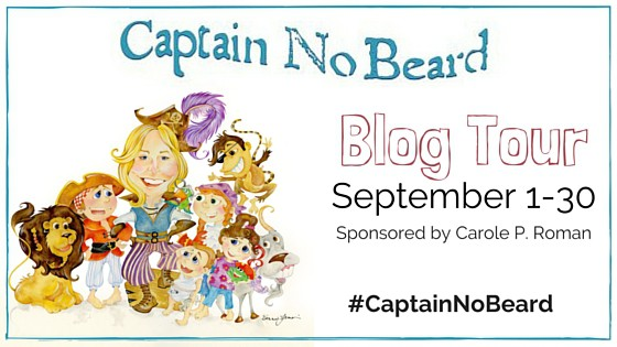 Captain No Beard Blog Tour