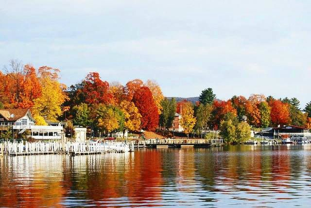 family friendly fall fun albany lake george