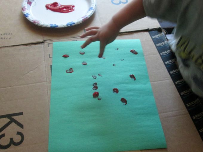 free painting for toddlers 2