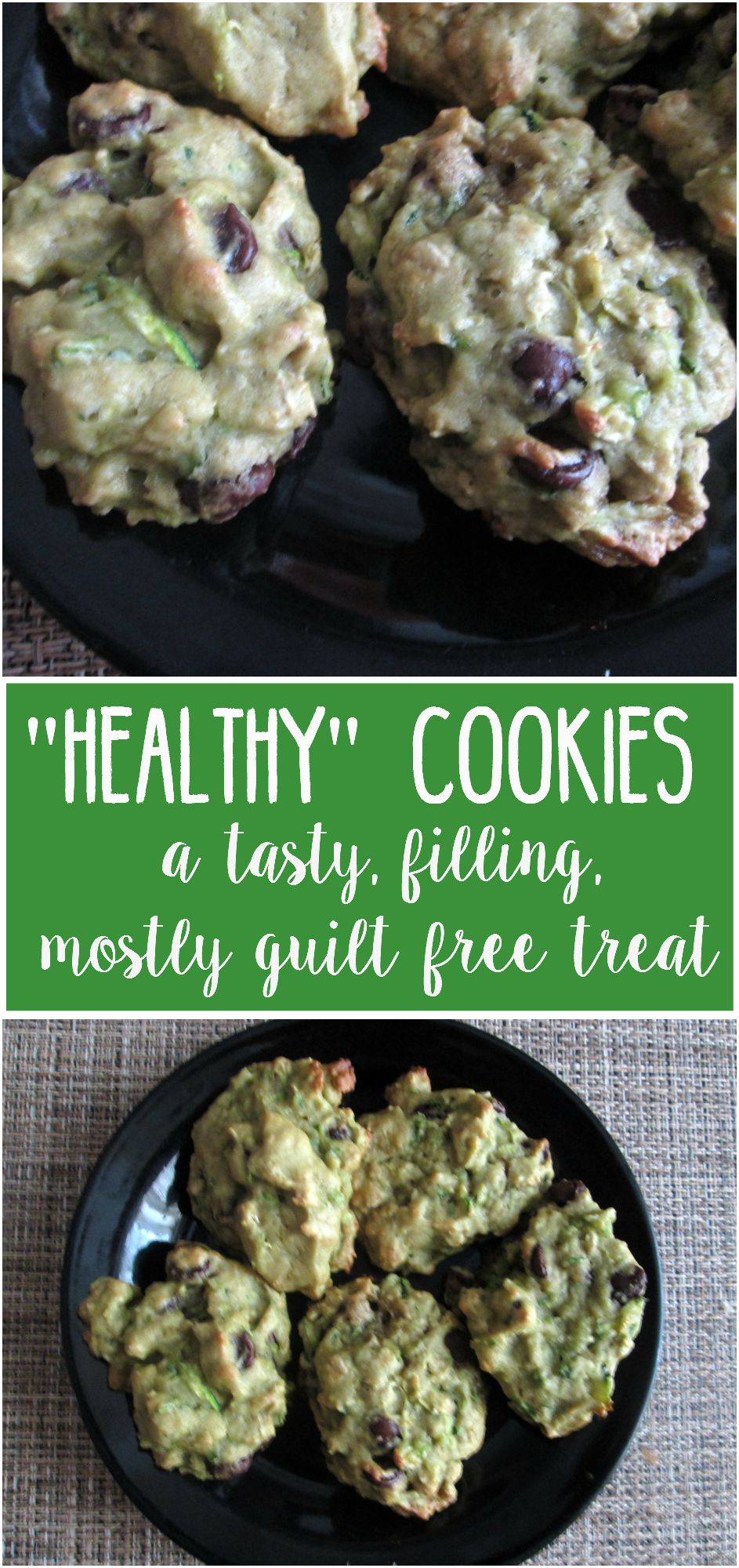 Is it really possible for a cookie to be healthy and taste good? I absolutely think so! Try out this healthy cookies recipe featuring avocado and zucchini.