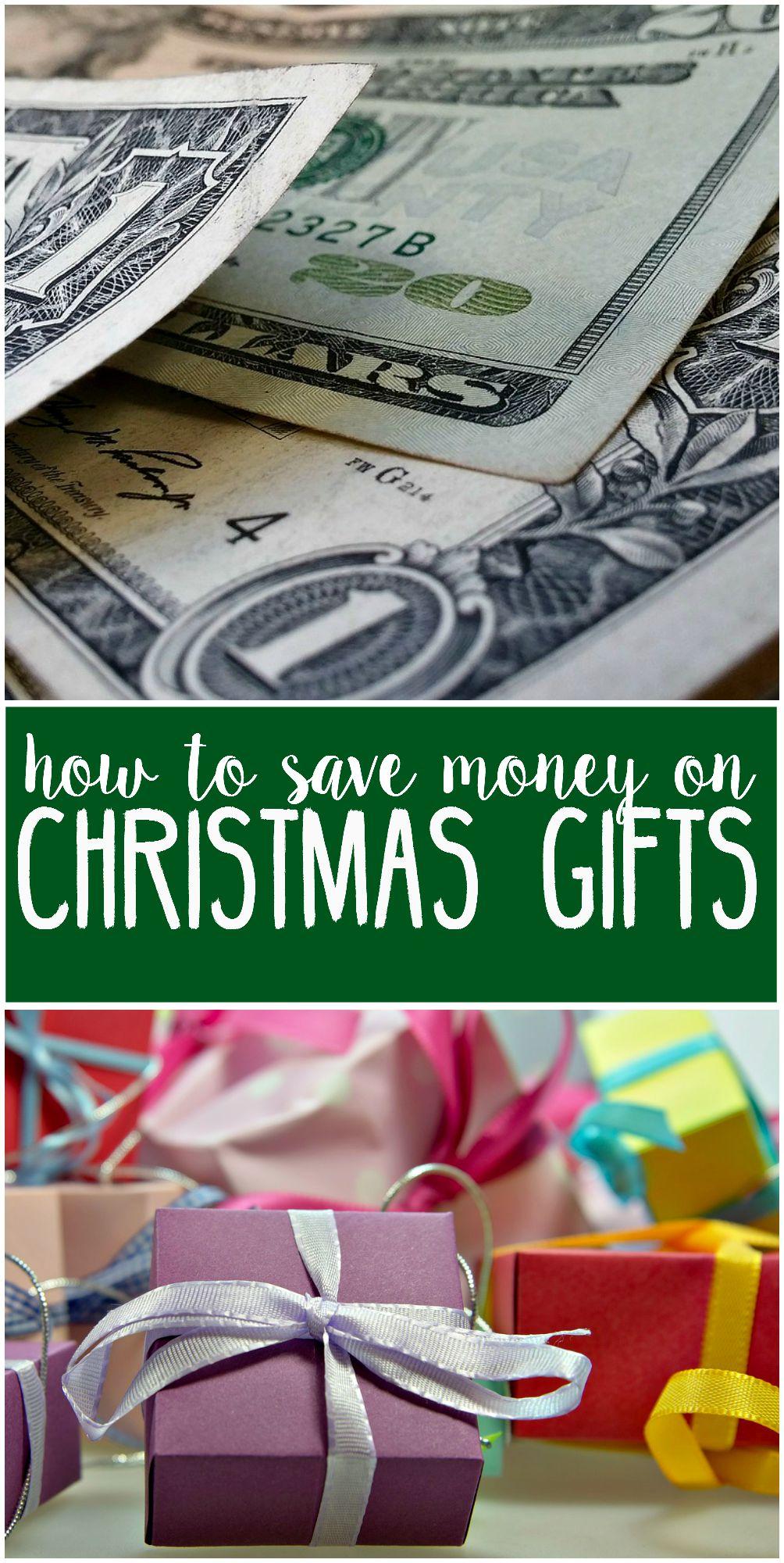 Christmas shopping can add up quickly and soon enough it may seem like the season of debt. Here are some tips and advice on how to save on Christmas gifts.