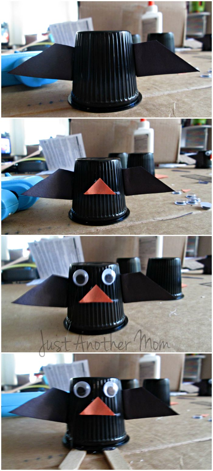 k-cup crow assembly