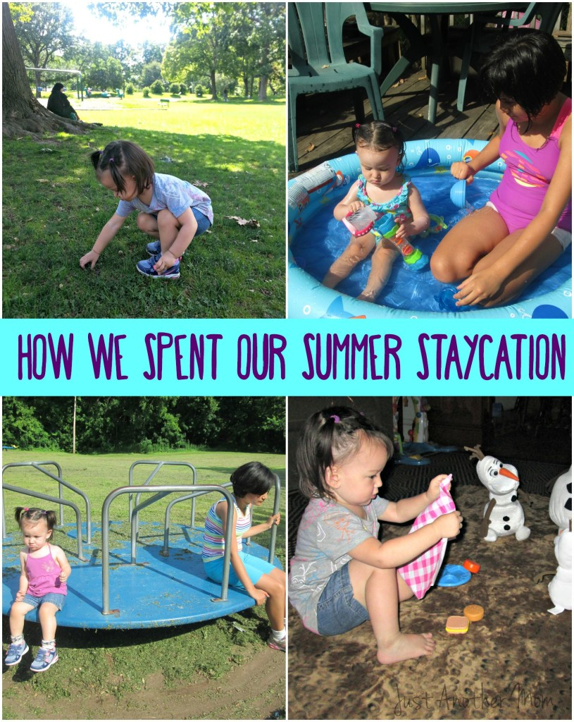 our summer staycation