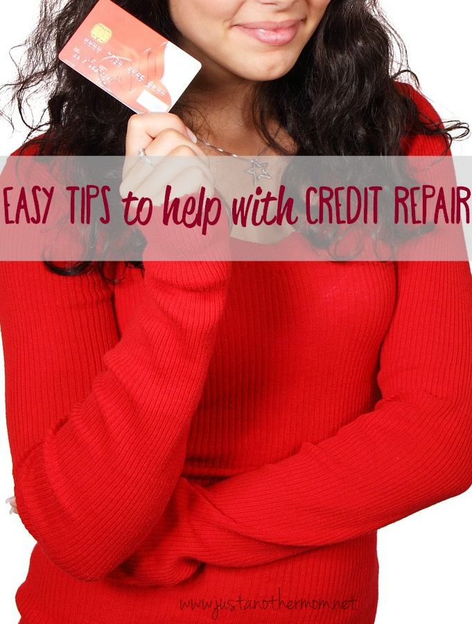 Are you trying to repair your credit? Check out these easy tips to help with credit repair.