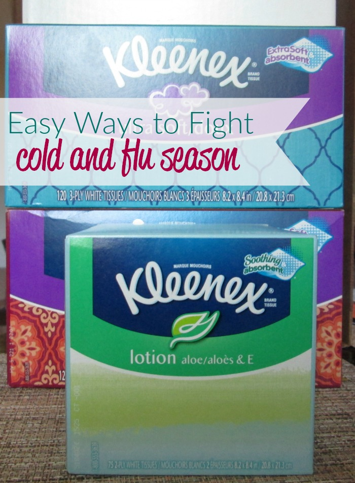 Looking for easy ways to fight cold and flu season? I'm sharing a few of my tips. ShareKleenexCare Walmart AD