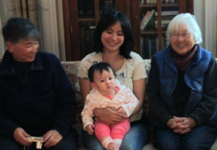 four generations strong