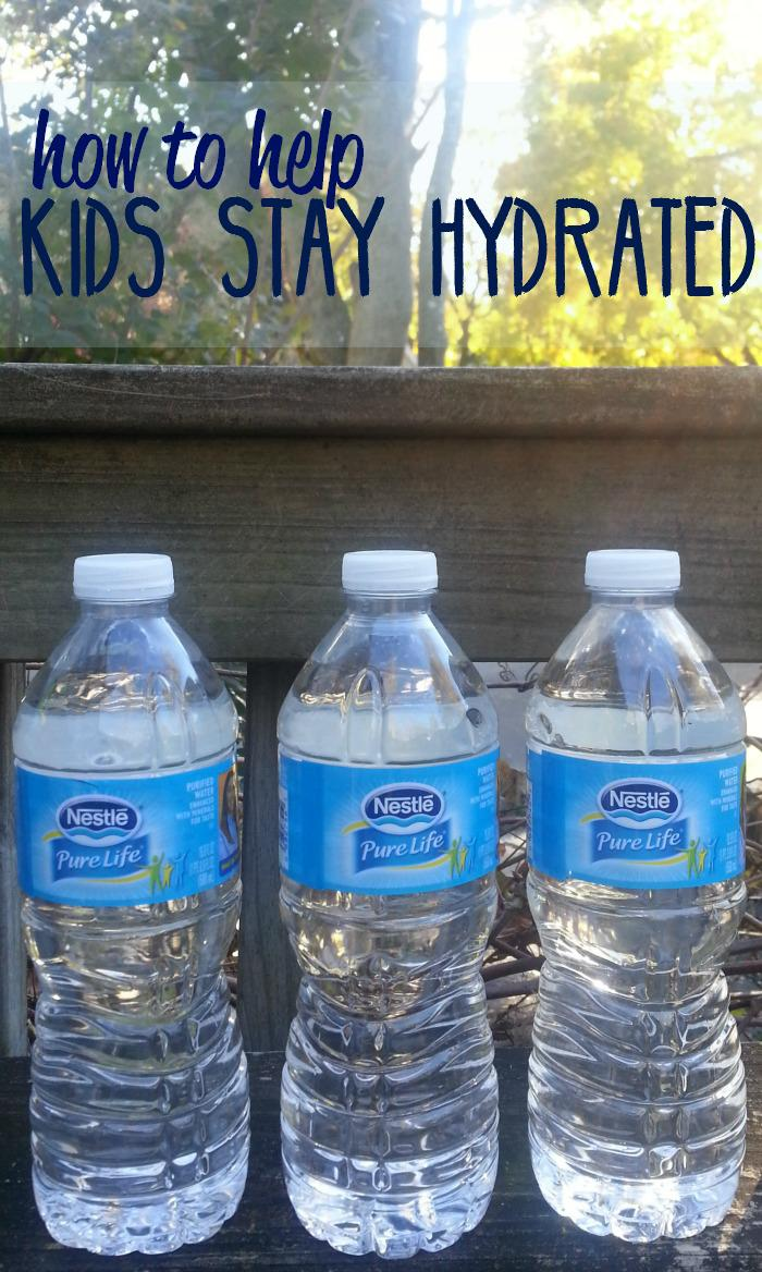 Are you certain that your kids are getting enough water during the day? Check out how I make sure that my autistic daughter drinks enough water. #PureLifeRippleEffect #ad