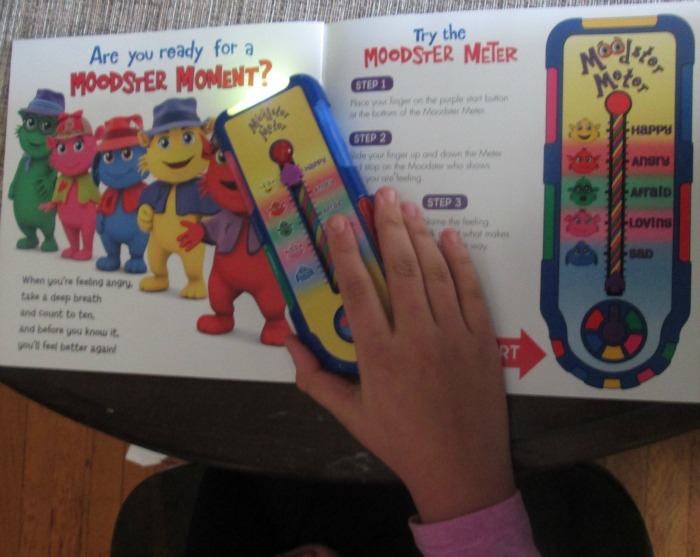 Are you seeking to help your autistic child understand moods? Maybe you want to help your preschooler with this concept as well. Check out our review of The Moodsters and download free pack of mood cards.