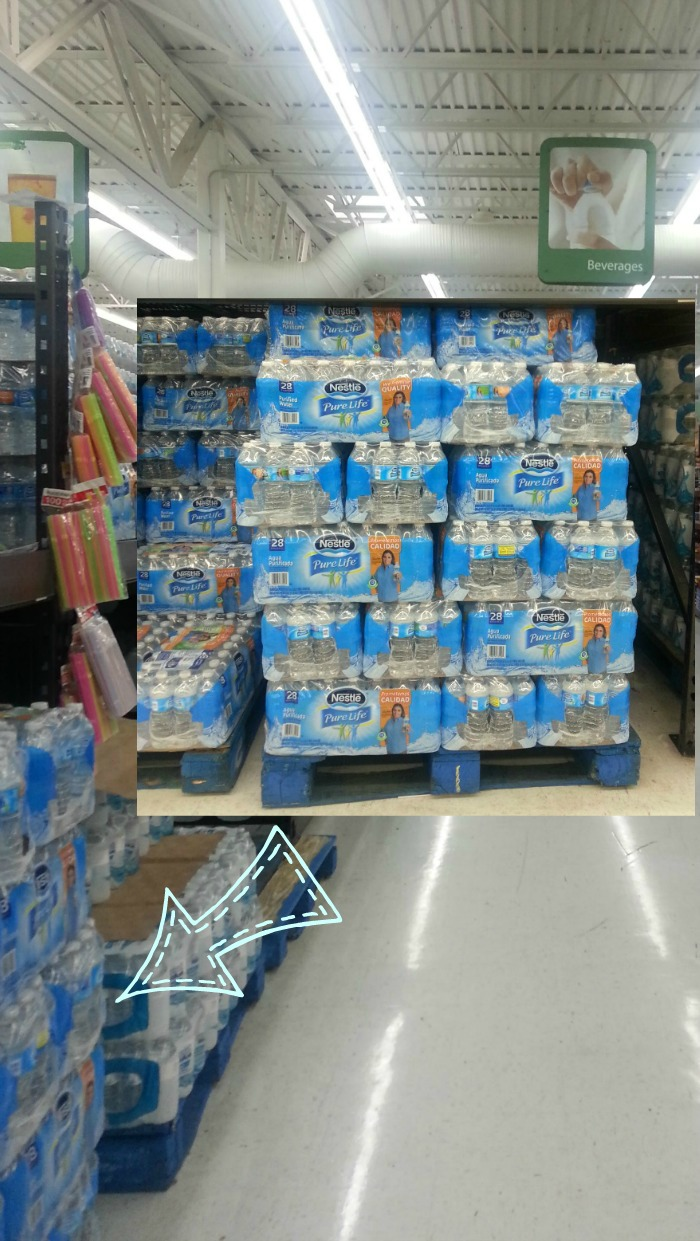 nestle pure life in store 2