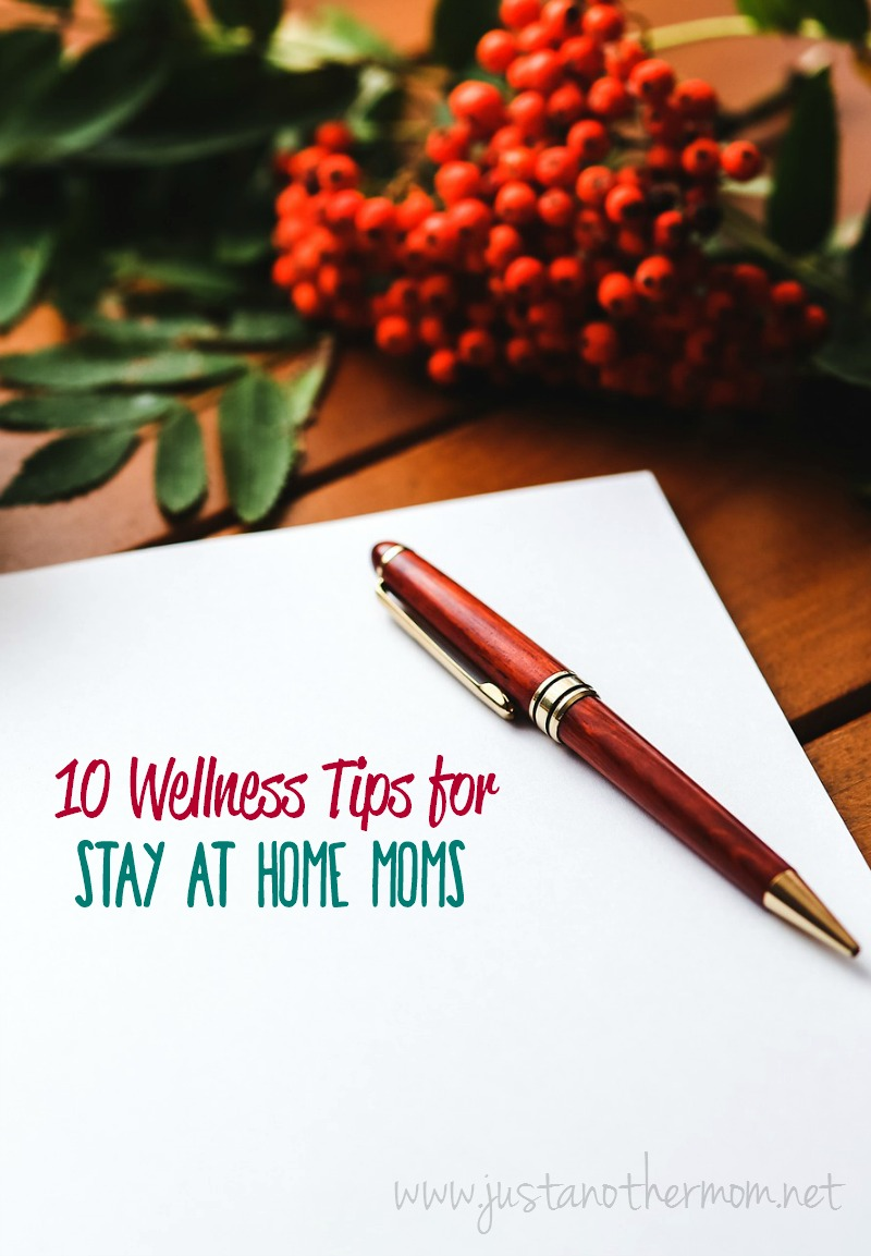 As moms, we tend to put ourselves last when it comes to taking care of ourselves. In reality, we should be taking time to take care of ourselves as well. Here are 10 wellness tips for moms. #ad #WMT #Just10